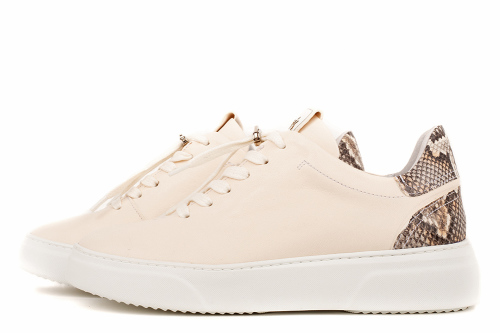 Juno Ray | Beige sneakers
