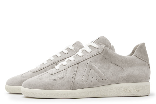 Nilla Sleek | Beige sneakers