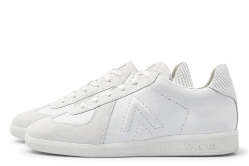 Nilla Sleek | Witte sneakers