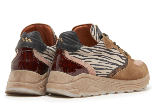Swami Thrill | Beige sneakers
