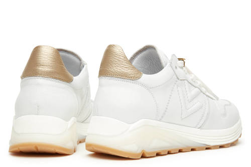 Swami Tune | Witte sneakers